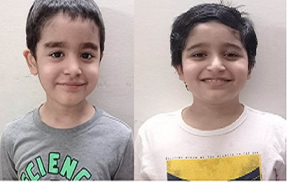 Brothers Duo shine at the National Finale of Indian Spelling Bee 2020 held on 15 August