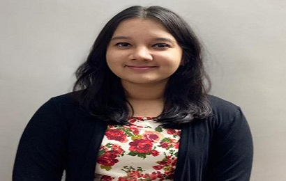 Divya Sijwali receives Talerang's 25 Under 25 award for her contribution towards Project Sehpaathi .